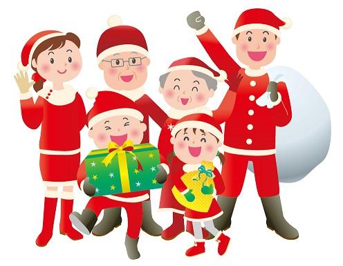 生命保険をお考えの方へ(クリスマス)