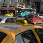 Taksi Leandro's World Tour
